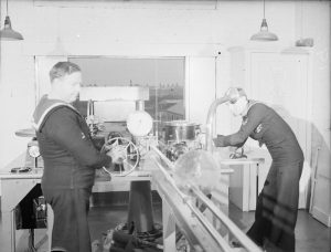 The Blythe Attack Teacher 1942