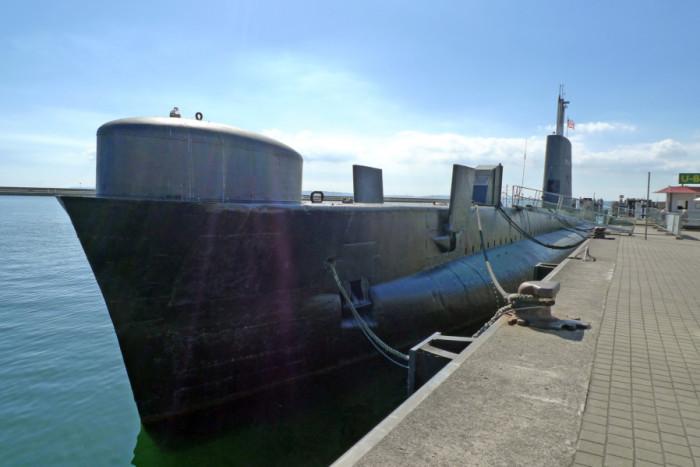 HM Submarine Museum OTUS