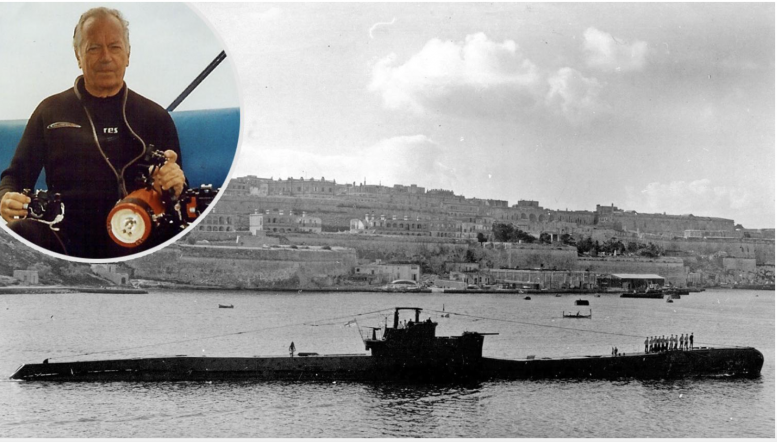More WW2 Submarines Found | Friends of the Royal Navy