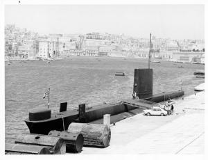HMS Onslaught Malta 1975