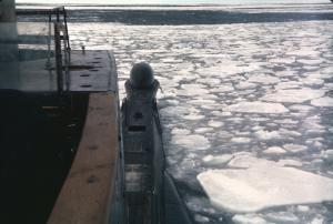 From Rob Forsyth:  Ice field 1964