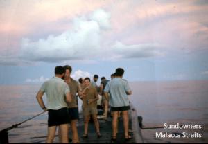 L Sundowners - Malacca Straits