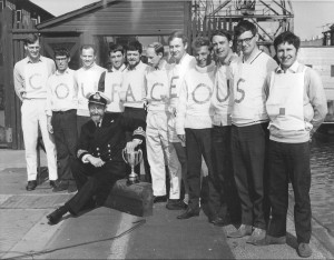 Courageous - Keswick to Barrow Walk 1970
