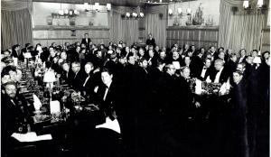 Dolphin Wardroom Guest Night Dinner 1978-11-16