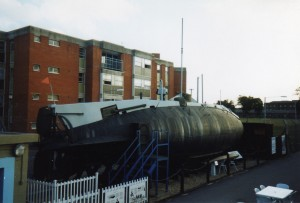 HMS Holland 1 1991