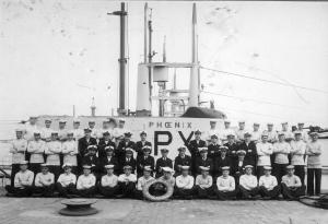 HMS Phoenix Hong Kong 1931