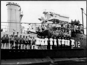 HMS Trespasser