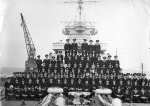 HMS Devonshire Cruise Spring Cruise 1952