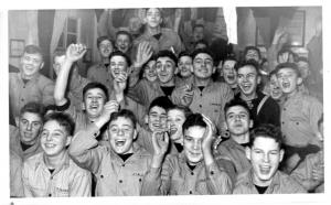 Sparkers Class Christmas Bash 1952