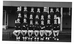 Sparkers Class Collingwood Division 44 Mess 1952-53