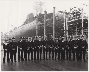 Torbay Pre Launch Crew 1985