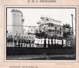 Trespasser Simonstown 1960